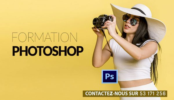 FORMATION PHOTOSHOP EN TUNISIE